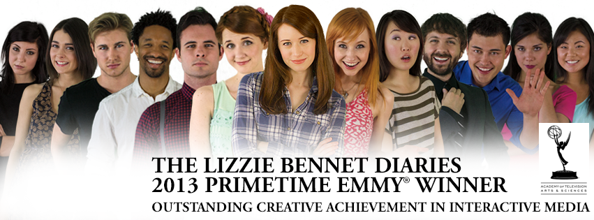 Lizzie Bennet Diaries Press Release