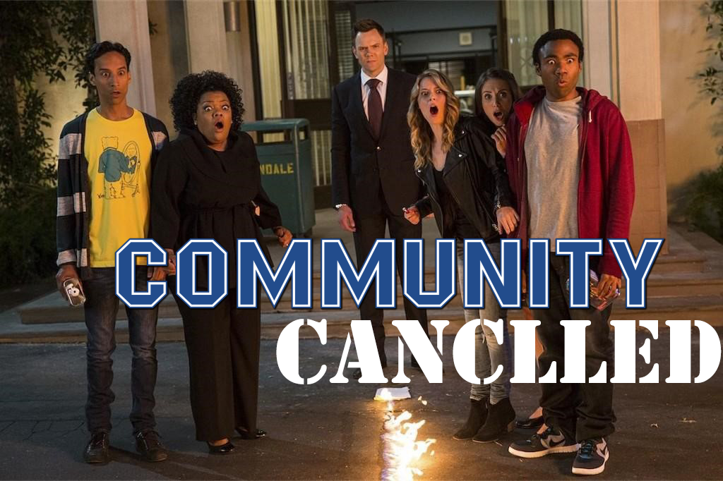 Community cancelled