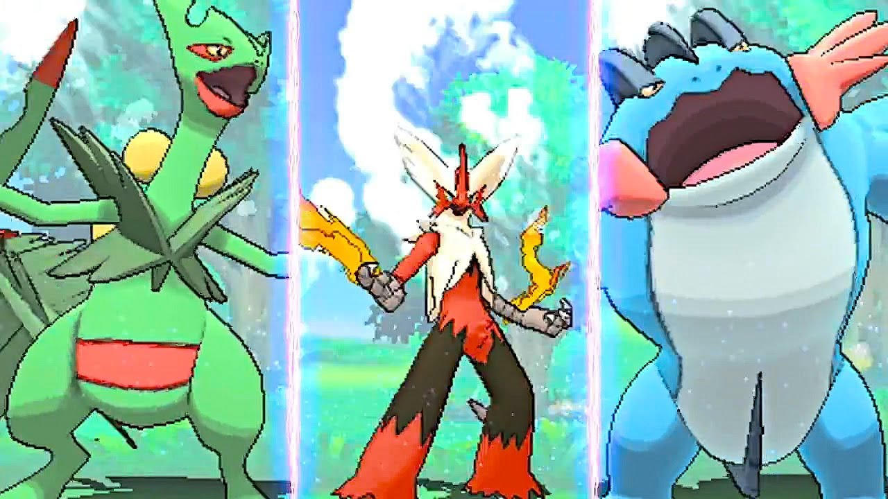 E3 Gameplay of 'Pokemon Omega Ruby' and 'Alpha Sapphire ...