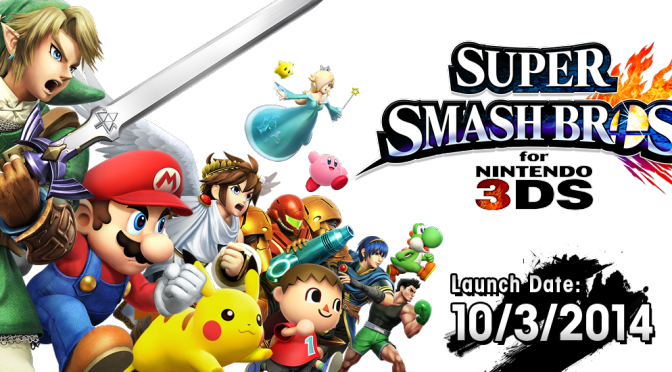 A Challenger Approaches: New SSB4 Characters Unveiled