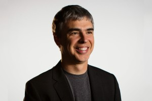 Larry Page, Google co-founder and CEO of Alphabet Inc.
