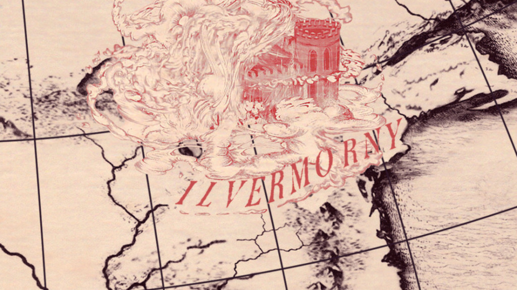North American Wizarding School, Ilvermorny