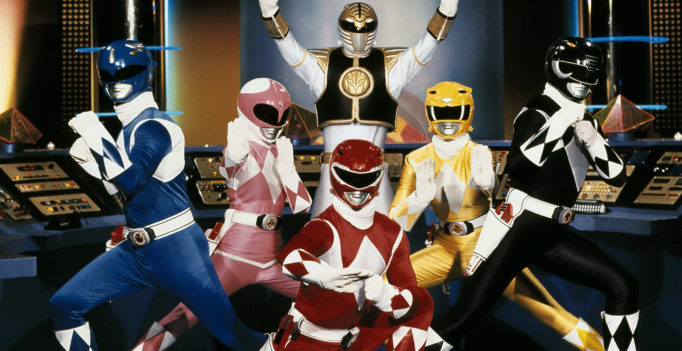 (AP Photo/Saban Brands, file) Power Rangers
