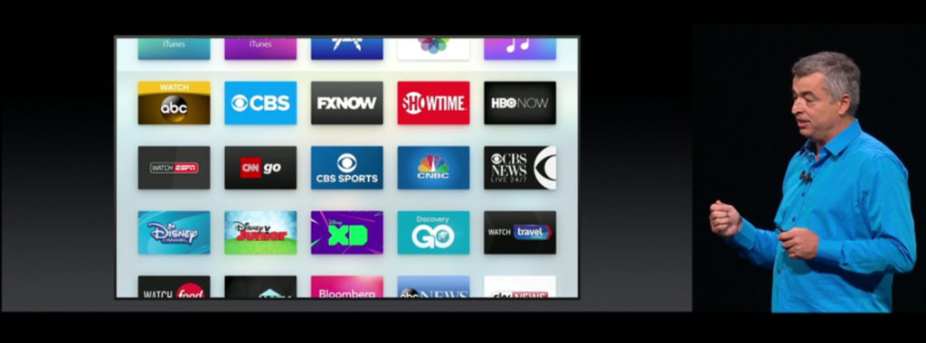 Apple Keynote June 2016 - Apple TV