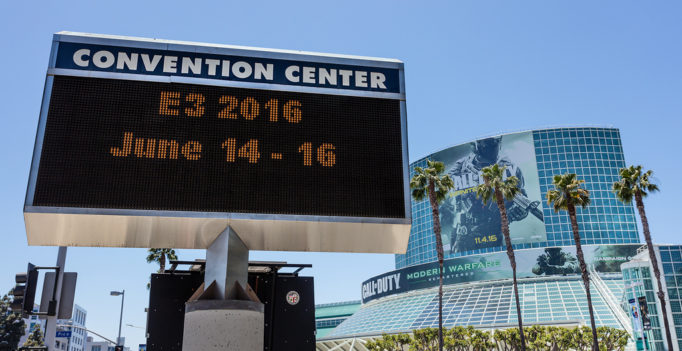 E3 2016 - Entertainment Software Association