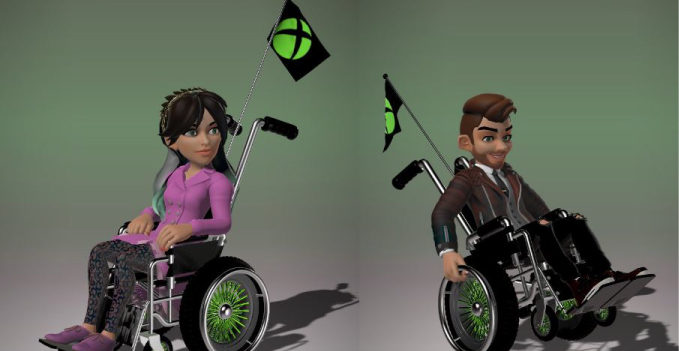 Xbox One Avatars
