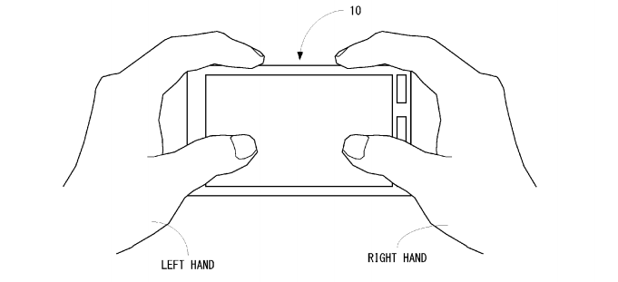 Source: Hand-Held Information Processing Apparatus Patent