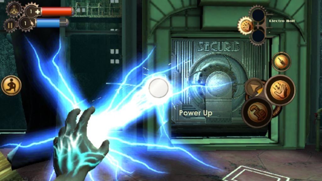 screenshot from the game