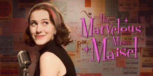 Amazon original series The Marvelous Mrs. Maisel