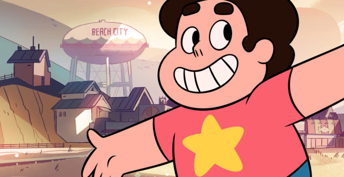 Steven Universe - image from Cartoon Network