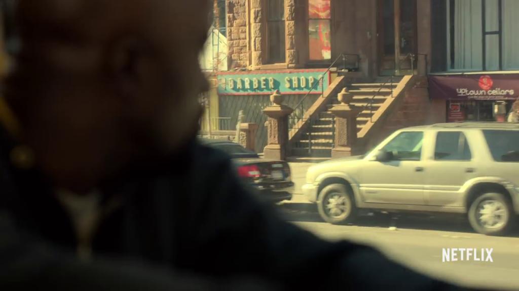 Luke Cage - Defenders Trailer