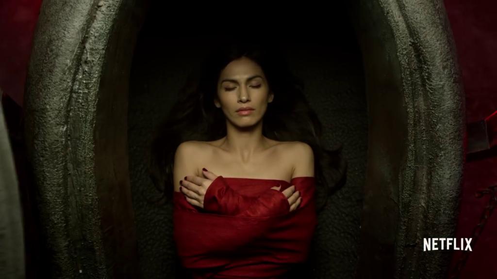 Elektra - Defenders Trailer