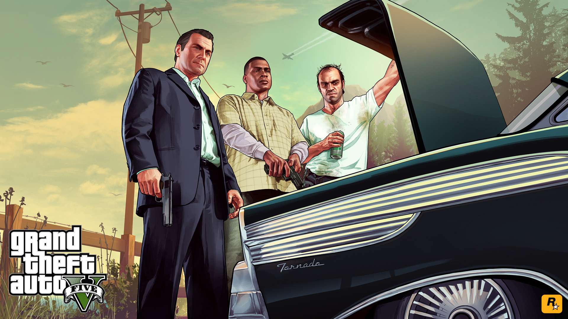 Grand Theft Auto V - The Trunk