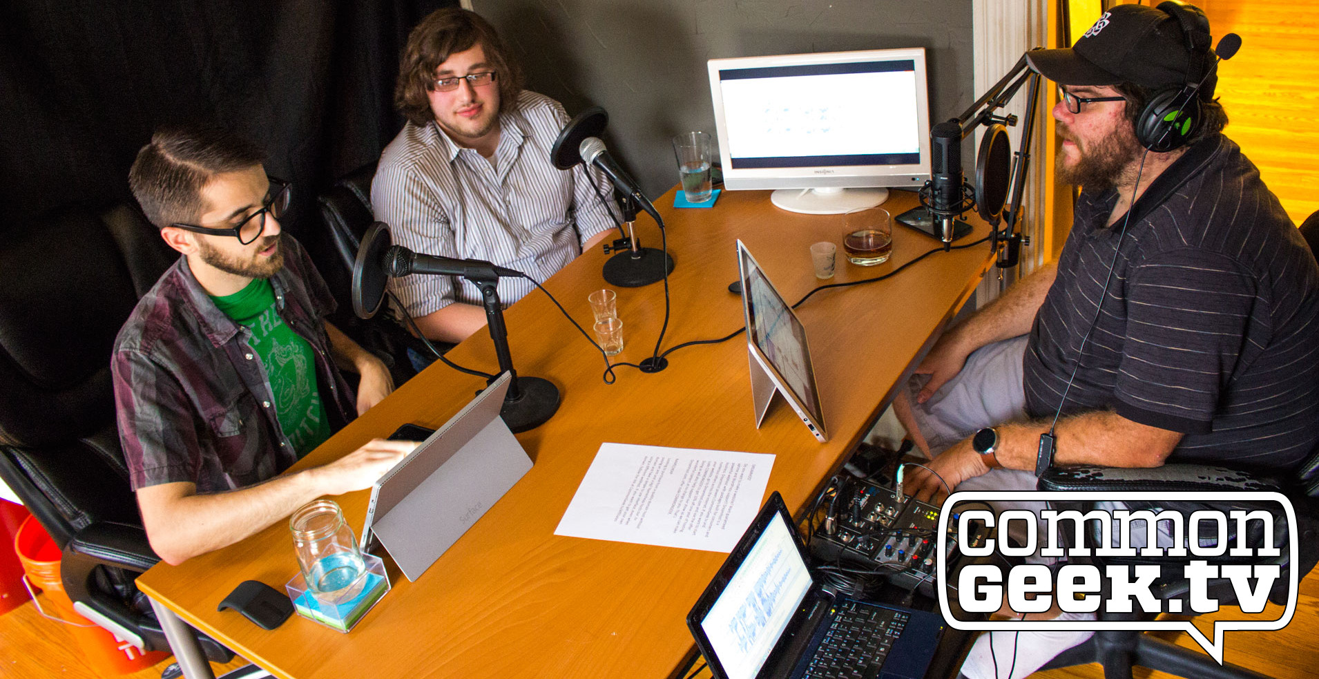 Podcast Crew - Meg C.