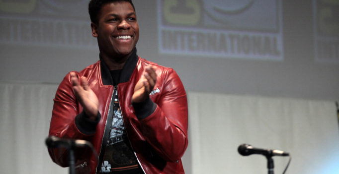 John Boyega Source: Gage Skidmore on Flickr