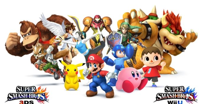 Super Smash Bros Wii U by Bago Games