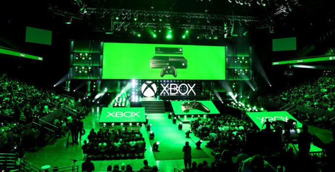 Xbox One S e3