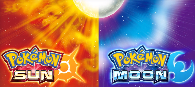 Source: Pokemon Sun and Moon logo